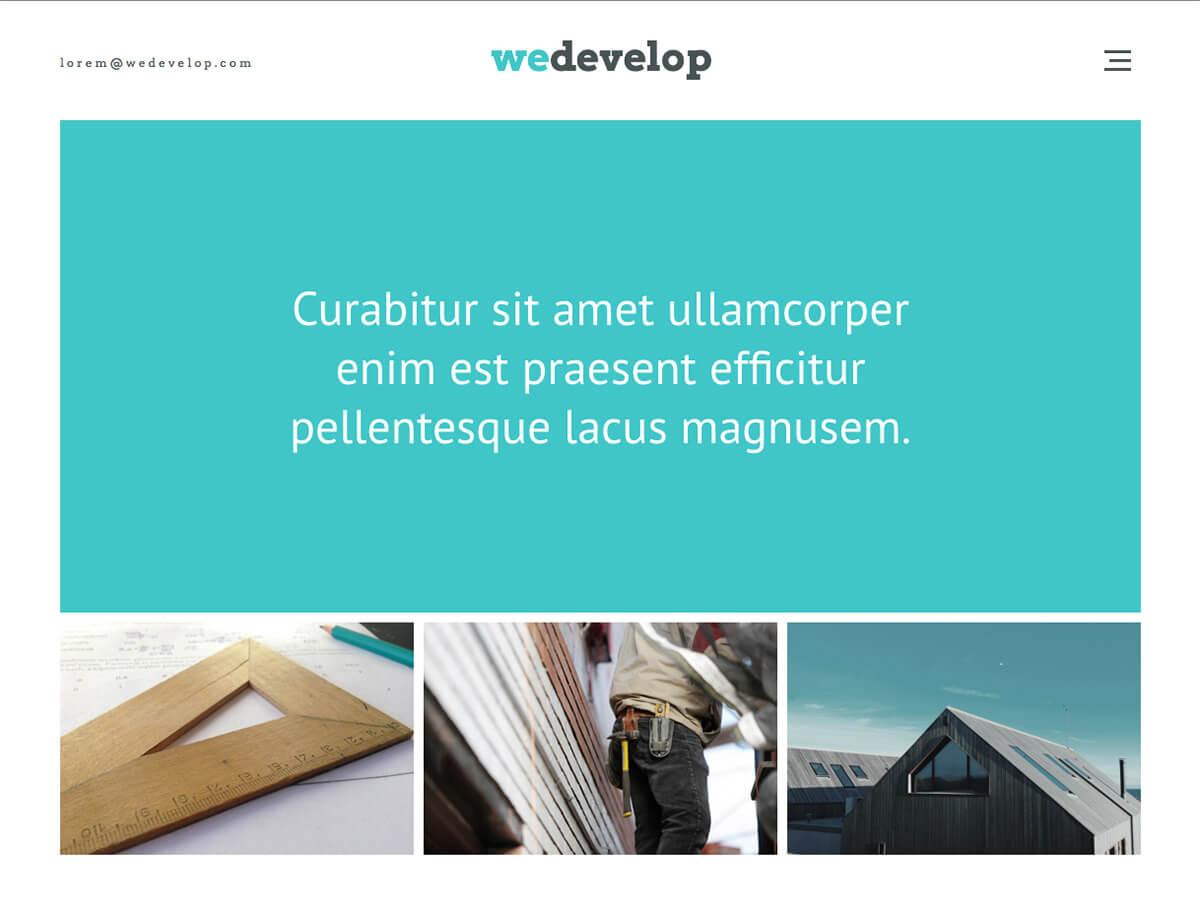 Wedevelop